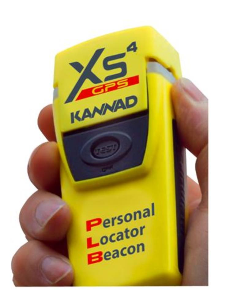Kannad XS-4 GPS PLB with buoyant pouch and lanyard. This is being replaced with the FastFind220- Same Price. Contact us for details where to buy at $589.00 incl GSTFree registration and delivery within NZ
