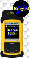 BTAVTriple 121.5/243/406MHz tester ruggedized for maximum protectionPOA- No longer available see BT200