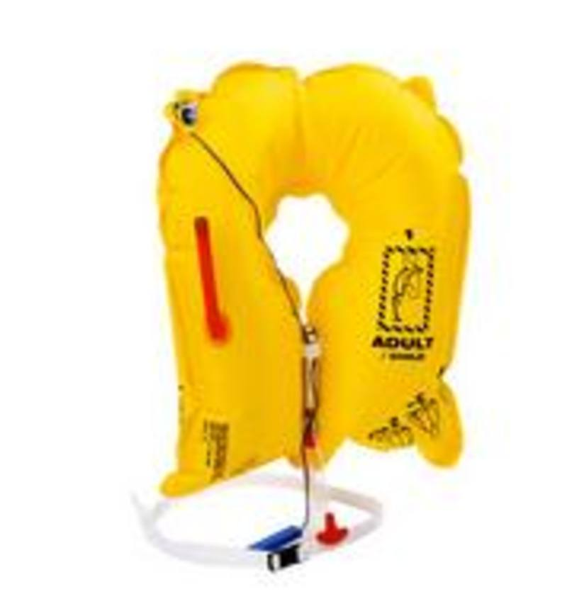 SWITLIK TSO - C13f Life Preserver - FAA approved-Adult, 10 year service interval. Sealed pack.